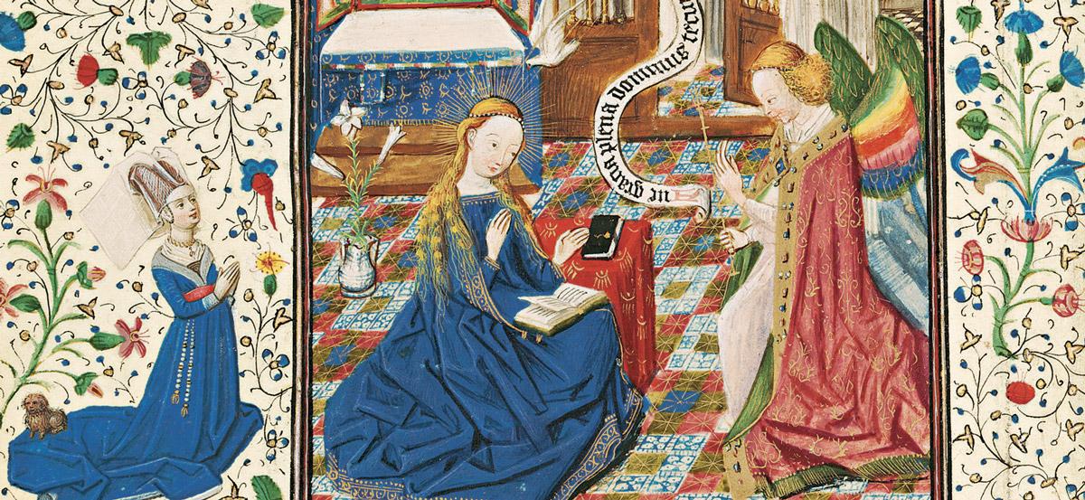 Officium beatae Mariae Virginis secundum usum Romanum