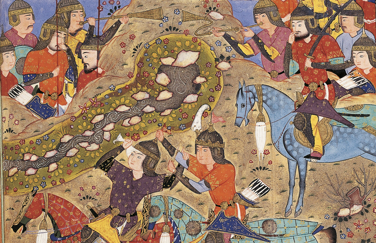 Firdausī - Šāhnāma o Libro dei Re