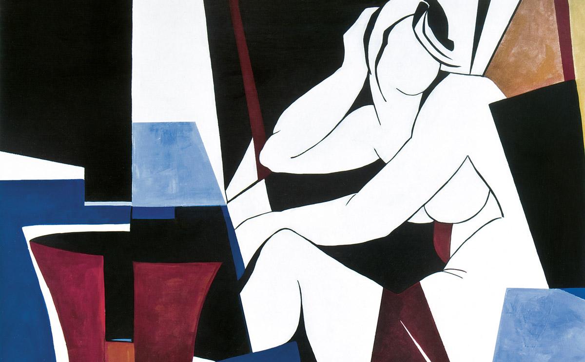 Monica Giarrè, Senza tempo, particolare di copertina